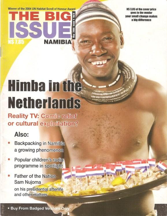 Himba BI Namibia