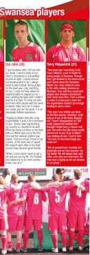 Swansea Life magazine, September 2009.
