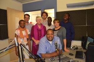SW radio staff